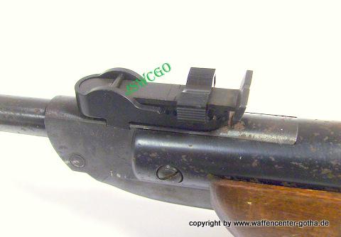 Diana ersatzteile kimme kurvenvisiervisier luftgewehr