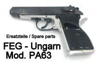 FEG-Ungarn, Mod.PA63, Kal.9mm Mak.