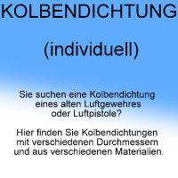 KOLBENDICHTUNGEN (individuell)