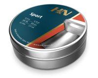 H&N >Sport< Diabolo 4,5mm (500 Stk.)