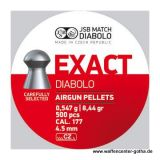 JSB >Exact< Diabolo 4,5mm (500 Stk.)