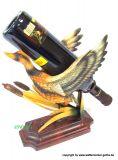 Weinflaschenständer Ente Weinflaschenhalter Weinbutler