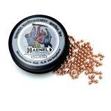 HAENEL-Hausmarke Rundkugeln 4,4mm (500 Stk.) >verkupfert