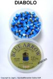 SKENCO >Blue Arrow< Diabolo 4,5mm (150 Stk.) >bleifrei