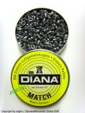 DIANA >Match< Diabolo 4,5mm (500 Stk.)