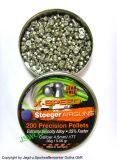 STOEGER >X-Speed< Diabolo 4,5mm (200 Stk.) >bleifrei