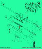 Kolbenfeder (Export)  Weihrauch HW30