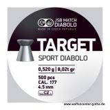 JSB >Target< Diabolo 4,5mm (500 Stk.)