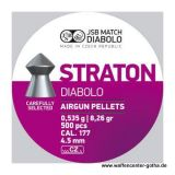 JSB >Straton< Diabolo 4,5mm (500 Stk.)