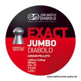 JSB >EXACT-Jumbo< Diabolo 5,5mm (500 Stk.)