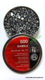 RWS >Geco< Diabolo 4,50mm (500 Stück)