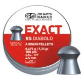 JSB >Exact - RS< Diabolo 4,52mm (500 Stk.)