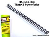 >TitanXS Power-Kolbenfeder (Export-Stark über 7,5 Joule)<  HAENEL 303