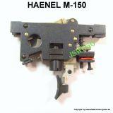 Abzugseinrichtung (komplett) mit verstellbaren Abzugszüngel (Neufertigung) HAENEL M-150